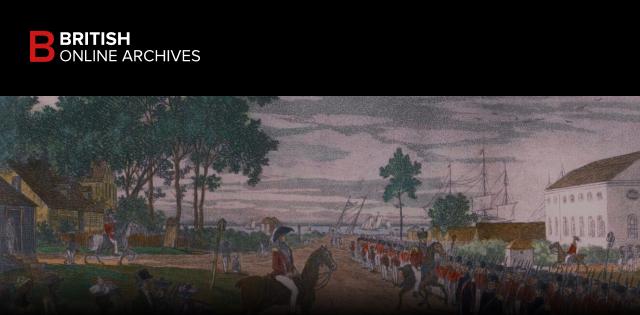 British Online Archives