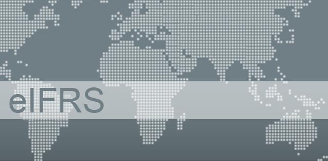 New resource - eIFRS