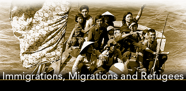 Immigrations, Migrations and Refugees