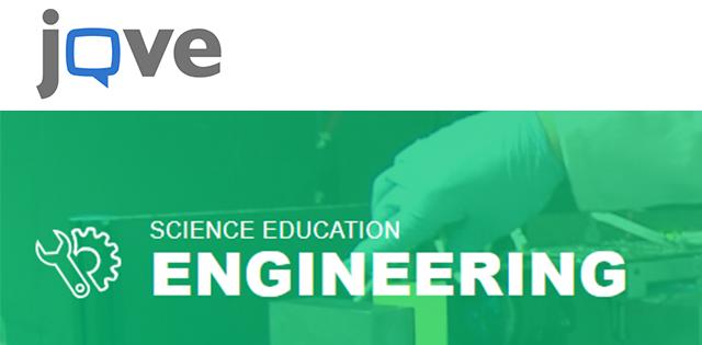 Jove Science Engineering videos