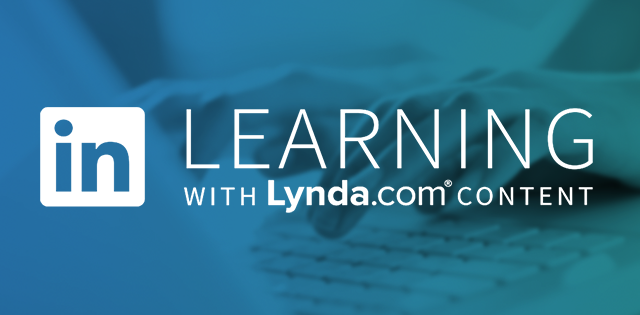 Goodbye Lynda, hello LinkedIn Learning