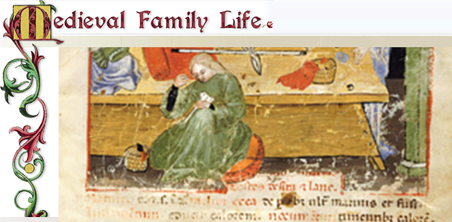 New resource - Medieval Family Life