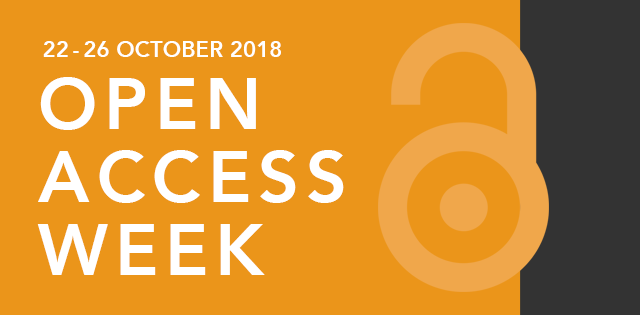 UNSW Open Access week 2018