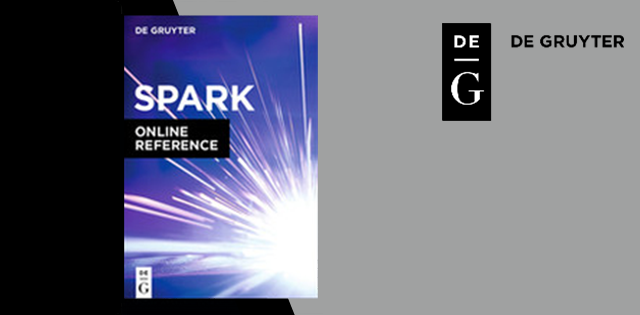 SPARK : encyclopedia of chemistry, industrial chemistry, materials science and physics