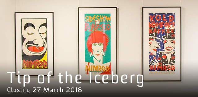 Tip of the iceberg - Works from UNSW Art Collection - closing 27 March 2018