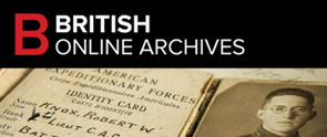 British Online Archives collections